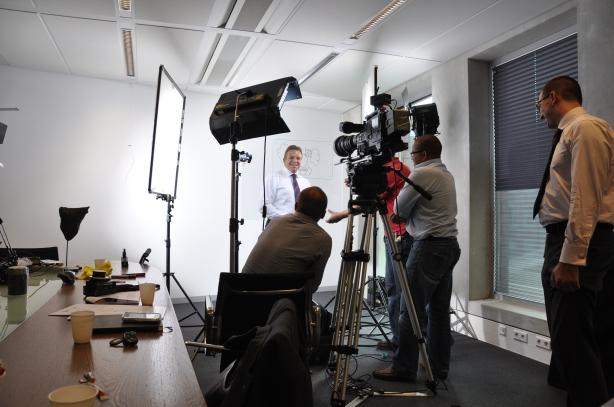 Filmproductie 'Het Rijksbrede Nieuwe Werken'
