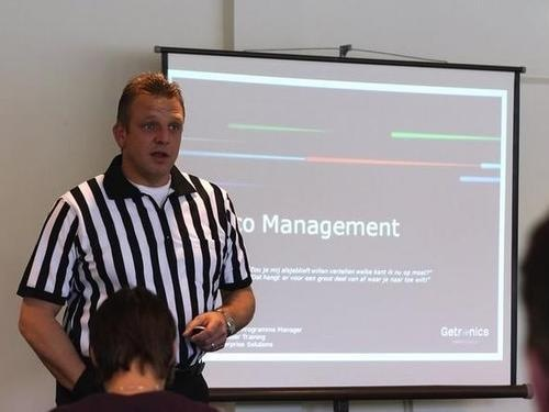Workshop 'Hoe manage je risico's?'