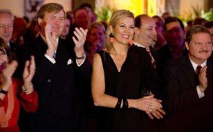 Koning Willem Alexander & Koningin Maxima