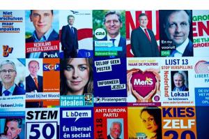 Verkiezingen Partijen