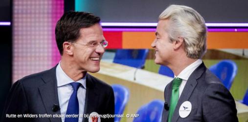 Rutte-versus-Wilders-ANP
